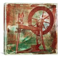 Idle, Canvas Print