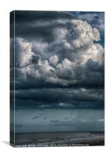 Stormy Weather, Canvas Print