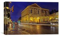 Windsor Guildhall, Canvas Print