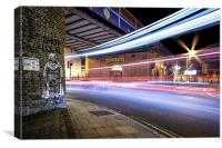 Shop Local Whitstable, Canvas Print