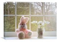 Easter Blessings, Canvas Print