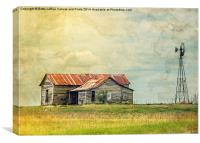 Once Upon a Time, Canvas Print