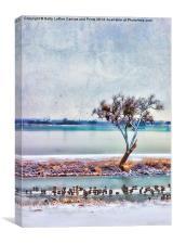 Duck Dynasty, Canvas Print