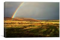 Rainbows End, Canvas Print