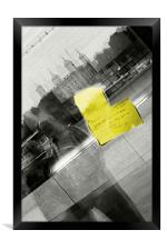 Tower Of London, Framed Print