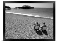 Perfect British Summer, Framed Print