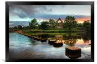 Bolton Abbey, Framed Print