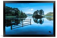 Serene Derwent Water, Framed Print