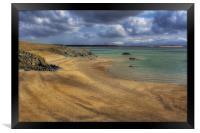 Dream Beach, Framed Print