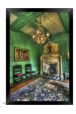 Olde Sitting Room, Framed Print