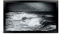 Surf & Snow, Framed Print