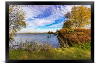 The Colours Of Autumn, Framed Print