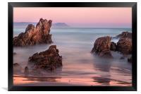 Seascape, Framed Print