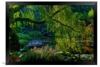 Enchanted Garden, Framed Print