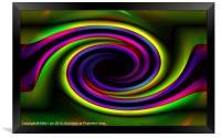 Abstract Art, Framed Print