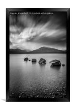 Loch Lomond , Framed Print