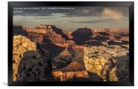 Grand Canyon Sunset, Framed Print