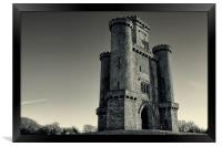 Towering, Framed Print