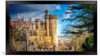 Arundel Castle Sussex, Framed Print