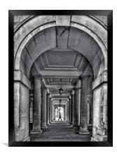 London Arches, Framed Print