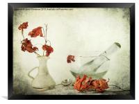 Red Maple, Framed Print