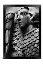 Oxford Angel, Framed Print