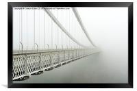 Vanishing Point, Bristol, Framed Print