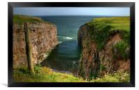 Pembrokeshire Coast, Framed Print