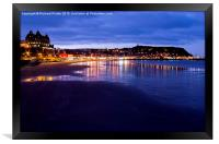 South Bay, Scarborough North Yorkshire, Framed Print