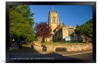 All Saints Parish Church, Great Driffield, Framed Print