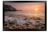 Dawns Early Light, Framed Print