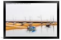 Wells-next-the-Sea Harbour, Framed Print