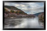Loch Meig, Framed Print