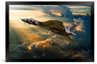 Majestic Flight, Framed Print