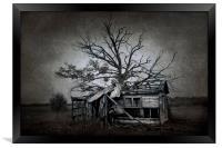 Gloom and Doom, Framed Print