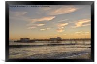 Worthing Pier, Framed Print