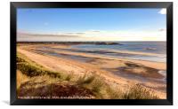Amazing Beadenll Bay........., Framed Print