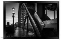 Tyne Bridge, Framed Print