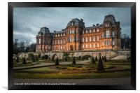 Bowes Museum , Framed Print