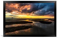 Fuerteventura Sunrise, Framed Print