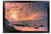 Cloud Illumination, Framed Print