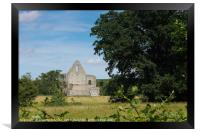 Newark Priory, Framed Print