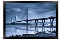 The Queensferry Crossing, Framed Print