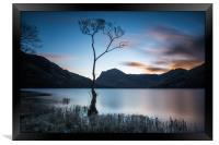 Buttermere sunrise, Framed Print