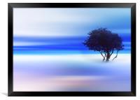 The Tree, Framed Print