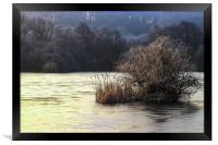 Winter wonderland 1, Framed Print