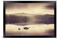 Ethereal Reflections, Framed Print