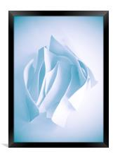 Abstract forms, Framed Print