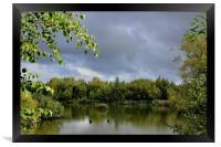 Ferrymoor Flash, Framed Print