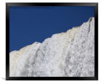 Iguazu Falls, Argentina, Framed Print
